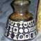 Ceramic vase from Urugua, signed Norinski, $185.00