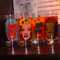 ***SOLD***  Andy Warhol Tableware, Tall glasses  $65.00 SOLD OUT**9/18/03