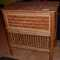 "Fabulous Bamboo Tiki Bar, 33 3/4""L x 21 3/4""W x 36 1/4""H, with small storage compartment for all your Tiki Accoutrements $350.  SOLD"