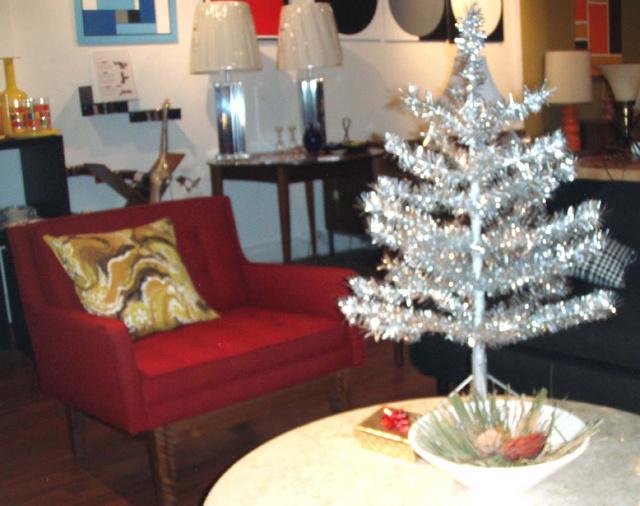 Aluminum Xmas Tree Color Wheel The Christmas Tree