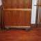 cabinet 4. (2) swing open doors  and retains original key
