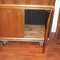 cabinet 4, interior features open storage inside with a removable/adjustable shelf,