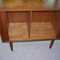 """Petite credenza/bar/bookcase, with tamboor doors ...34""""W X 30"""" h X 15 3/4h cabinet is 34"""" x 19 3/4"""" call val 510.435.4710 for more info this item is not in store yet,"""