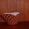 Polka Dot dish made in Norway, signed $78.00